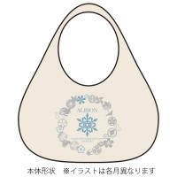 【AGF2014】ツキウタ。  トートバッグ F(水無月)