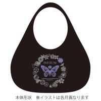 【AGF2014】ツキウタ。  トートバッグ L(師走)