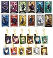 ツキウタ。 メタルチャームコレクション 全12種、ファンクラブカード付き