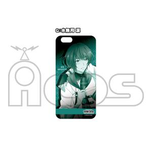 ツキウタ。 THE ANIMATION 着せ替えシート for iPhone6&6s 水無月涙