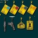 暗殺教室 メタルチャームコレクション