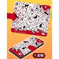ハイキュー!! 烏野高校 VS 白鳥沢学園高校 手帳型スマホケース B:音駒