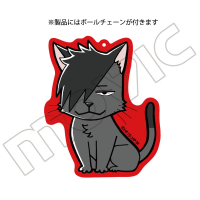 ハイキュー!! アクリルキーホルダー/黒尾ネコ