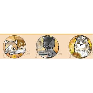 ハイキュー!! セカンドシーズン  缶バッジセット ヒナガラスとめぐる四季(秋)