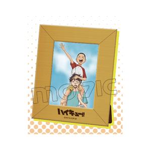 ハイキュー!! 烏野高校 VS 白鳥沢学園高校 フォトフレーム 血縁シリーズ(及川)
