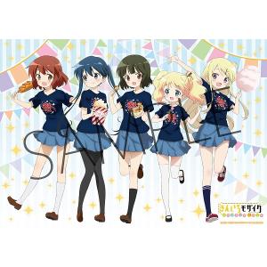 「きんいろモザイク Pretty Days」 アニメ描き下ろしA3クリアポスター付前売券