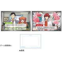 月刊少女野崎くん ポストカードセット ゲーム画面風A