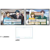 月刊少女野崎くん ポストカードセット ゲーム画面風B