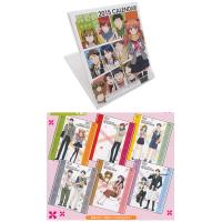 月刊少女野崎くん 2015年卓上カレンダー