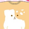 きのこいぬ Tシャツ B