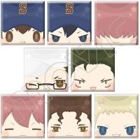 ダイヤのA -SECOND SEASON- キャラバッジコレクション FACE CUBE