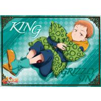 七つの大罪 ミニクリアポスター/キング