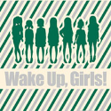 Wake Up, Girls! トートバッグ
