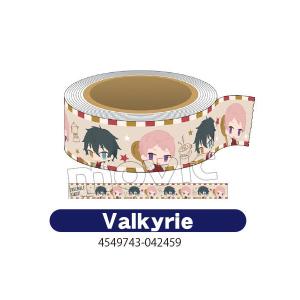 あんさんぶるスターズ! マスキングテープ Valkyrie