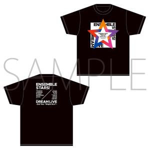 """あんさんぶるスターズ!DREAM LIVE -2nd Tour """"Bright Star!""""- 事後通販 Tシャツ"""