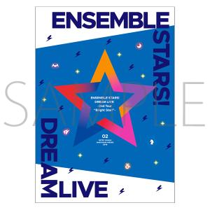 """あんさんぶるスターズ!DREAM LIVE -2nd Tour """"Bright Star!""""- 事後通販 パンフレット"""