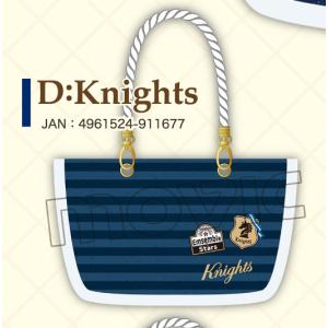 あんさんぶるスターズ! マリンクリアトートバッグ D:Knights