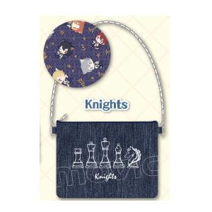 あんさんぶるスターズ! デニムクラッチバッグ Knights
