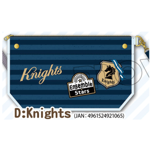あんさんぶるスターズ! マリンクリアポーチ D:Knights