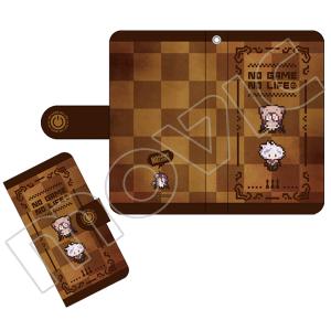 映画『ノーゲーム・ノーライフ ゼロ』 手帳型スマートフォンケース