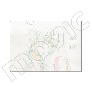 文豪ストレイドッグス 原画クリアファイル H:福沢諭吉