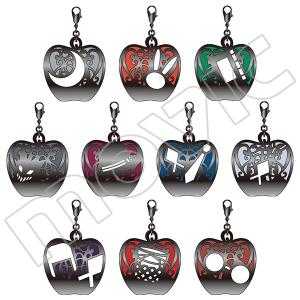 文豪ストレイドッグス DEAD APPLE(デッドアップル) メタルチャームコレクション