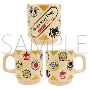 文豪ストレイドッグス DEAD APPLE(デッドアップル) マグカップ