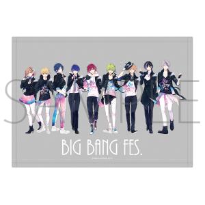 MARGINAL#4ライブ「Big Bang Fes」 ブランケット