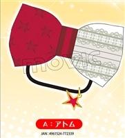 MARGINAL#4  リボン付ゴム アトム
