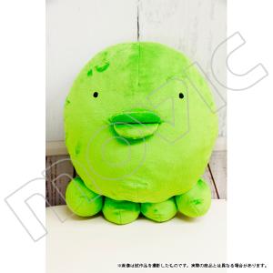 エロマンガ先生 紗霧のぬいぐるみ 緑色のタコ(?)