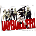 UQ HOLDER!クリアファイル