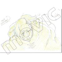 東京喰種トーキョーグール 原画クリアファイル/ウタ