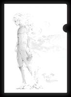 東京喰種トーキョーグール クリアファイル/金木