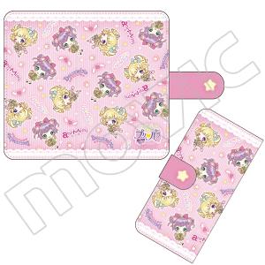 アイドルタイムプリパラ DOLLY MIX×Ani-mimi 手帳型スマートフォンケース ゆい&らぁら