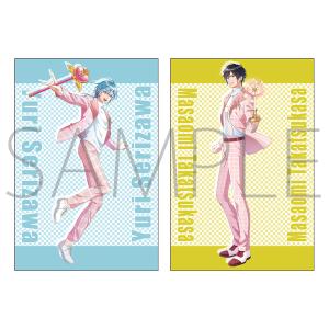ボーイフレンド(仮)きらめき☆ノート 【ユニゾンVol.3限定】 ポストカードセット 3-A