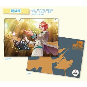 ボーイフレンド(仮)きらめき☆ノート クリアファイル 鷺坂柊