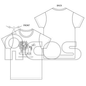 ボーイフレンド(仮)プロジェクト ライオンTシャツ