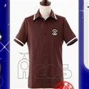 Gのレコンギスタ キャピタル・ガード養成学校制服(男子/茶)シャツ XL