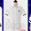 Gのレコンギスタ キャピタル・ガード養成学校制服(男子/白)シャツ XL