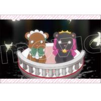 ユリ熊嵐 ポストカード/くまC裁判