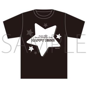 美男高校地球防衛部HAPPY KISS! Tシャツ(生徒会)