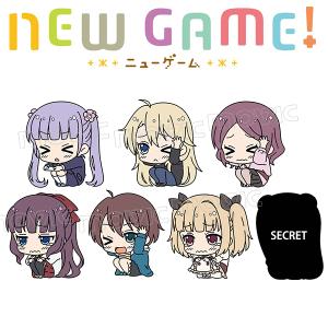 NEW GAME! ViVimusラバーストラップコレクション