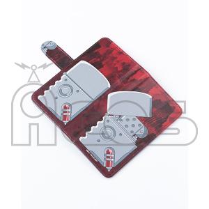 血界戦線 & BEYOND ザップのライター風手帳型スマートフォンケース