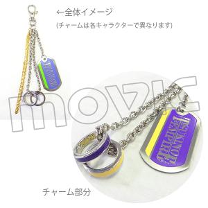【AGF2015】ツキノ芸能プロダクション SolidS リングバッグチャーム/A:志季&翼