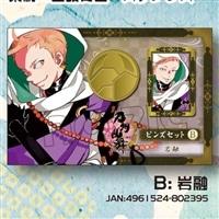 刀剣乱舞 -ONLINE- ピンズセット B:岩融