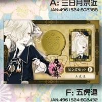 刀剣乱舞 -ONLINE- ピンズセット F:五虎退
