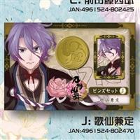 刀剣乱舞 -ONLINE- ピンズセット J:歌仙兼定
