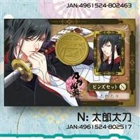 刀剣乱舞 -ONLINE- ピンズセット N:太郎太刀