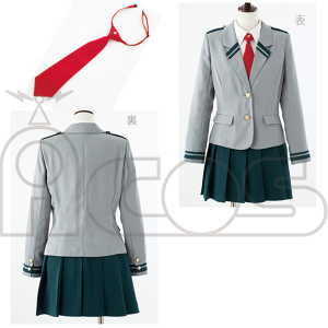 僕のヒーローアカデミア 雄英高校制服(女子冬服) L