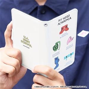 僕のヒーローアカデミア 手帳型スマートフォンケース ヒーロー